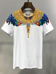 Im Jahr 2019 Modemarke Männer und Frauen Kurzarm-T-Shirts, Revers POlo T-Shirts anständig und großzügig. 001