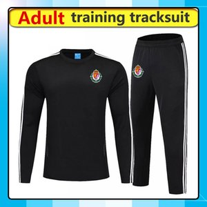 2019 2020 Real Valladolid pantalones de sudadera de entrenamiento de fútbol para adultos, 19 20 Real Valladolid entrenamiento de fútbol de ropa deportiva de fútbol Correr Juegos