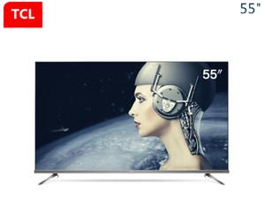 TCL TV color serie da 55 pollici 4K + full HDR ecologica 4d scena piena scena AI TV a schermo piatto trasporto libero.