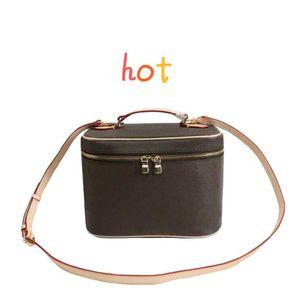 hot Designer Makeup Bag Women Handbag Old Flower Make Up Bag Designer Pouch Fashion Designer Cosmetic Bag