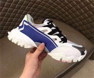 Valentino sneakers Designer Homens climber em tecido Xshfbcl couro reais VLOGO sola de borracha hococal sapatos de grife de luxo de alta qualidade com o original