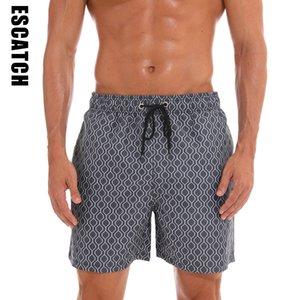 The newestsurf wear mens bathing suitsSurf Swim Boxer Quick Dry Short Swimwear Shorts Men Board Swim Short