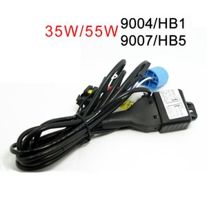 Автомобиль 12V 35W 55W 9004 / HB1 / 9007 / HB5 Биксеноновое реле Hi / Lo Beam Для Auto HID Conversion Kit Wiring # 4195
