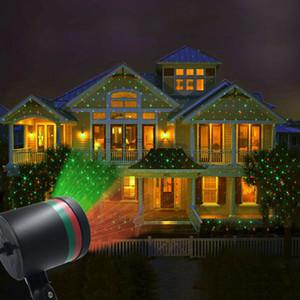 2021 تفاصيل جديدة حول عيد الميلاد ستار الليزر العارض ضوء الصمام تتحرك في الهواء الطلق المناظر الطبيعية المرحلة RGB مصباح في الهواء الطلق عيد الميلاد RGB مصباح