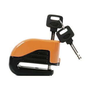 Bike Lock Small Alarm Lock disc Brakes Bicycle Bike Mountain Fixed Anti Theft Security llavero Bicycle Accessories Parts