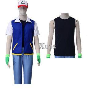 Ash Ketchum cosplay costume