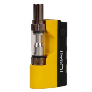 뜨거운 판매 정통 Imini 상자 모드 스타터 키트 500mAh 두꺼운 오일 기화기 배터리 0.5ml 1.0ml Libery V1 카트리지 100 % 원래
