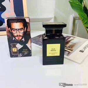 Nötr parfüm BEYAZ EDE, UD AHŞAP Yüksek Kalite EDP parfüm Ücretsiz Hızlı teslimat nakliye Kalıcı şişe Ahşap koku Soğuk 100ml
