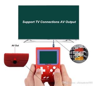 CoolBaby mini console portatile recenti RS-6 portatile Retro Mini Games Console LCD a colori dello schermo da 2.5 pollici Player per FC di gioco