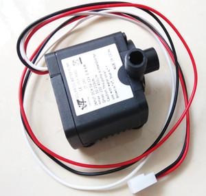 280A Mini 12V / 24V DC Wasserpumpe 5W Mini Wasserpumpe für Computer-Wasser verwendet werden kann die Kühlung Submersible und Grundart