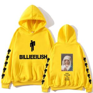 Billie Eilish Fashion Print Hoodie Ladies   Men Long Sleeve Hoodie 2019 Hot Selling Casual Trendy Street Style Hoodie
