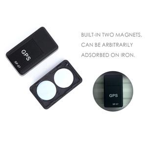 Mini GPS en tiempo real Smart Car magnética voz Sistema de Seguimiento en línea de software grabador de vehículo CA Rastreador Localizador de dispositivos