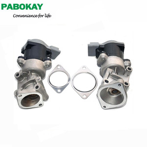 2 Pieces X For Discovery 3 2.7 TD (2004-2009)Front Left & Right EGR Valves LR018324 LR018323