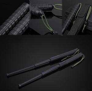 Нашла 26см удлинение 63см Открытый выживания гаджет Треккинг полюс Tactical Pen Emergency разбитие окна Телескопическая ручка сброса