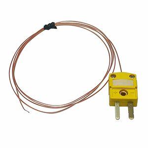 Omega termopar tipo K sensor de temperatura do fio TT-K-30-LES BGA para retrabalhar estação de solda 1 metro