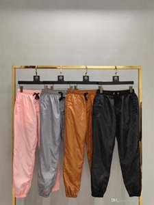 2020 men and women casual baggy pants, stylish design jogging stripe pants free shipping size m-3xl TX7