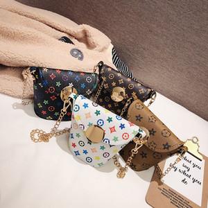 حقائب أطفال جديدة موضة طباعة مصمم الطفل البسيطة محفظة حقائب الكتف المراهقين الأطفال الفتيات رسول حقائب لطيف هدية عيد الميلاد B11