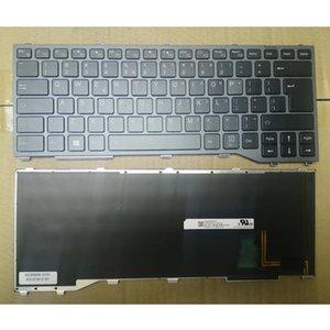 Английская Клавиатура С Подсветкой Для Fujitsu Siemens