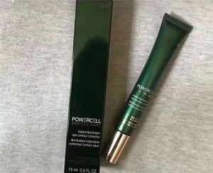 PowerCell 24H occhio crema istante illuminatore contorno occhi 15ml Correttore occhi crema cura