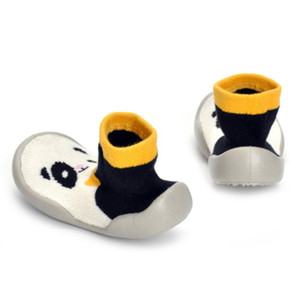 Fashion Cute Cartoon Children Shoes Soft Anti-slip Toddler Baby Shoes Autumn Winter Warm Casual Safe Floor