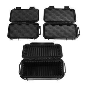 Tools Waterproof Safety Box abs Plastic Storage Box Outdoor Phone Electronic Gadgets Airtight Survival Case Container With Foam Lining