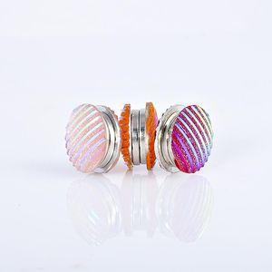 muti-couleur mix belle accessoires hijab romantique Broche aimant brillant musulman pin hijab pin aimant SG2016-5