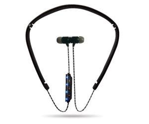 Pop2019 S8 Matériel Électricité Affichage Aimant Intelligence Voix Motion Bluetooth Casque Stéréo Amovible Cou Type Suspendu