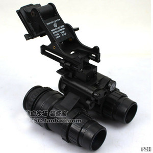 Tactical PVS15 NVG Modell + Aluminiumlegierung Helm AN / PVS15 NVG Berg