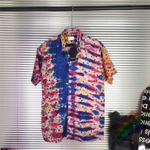 2020 Nouveau Camouflage Shirt Hommes Femmes 1 style d'été de haute qualité Top T-shirts Chemises