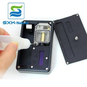 Livraison gratuite Nouvelle version SXK à venir Odis boxxer RDTA SS / Noir pour boîte à billets v4 bb box