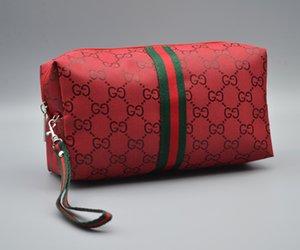 Großhandel Luxus-Designer Wallets Mode Damenhandtaschen Portemonnaie Lattice Geldbörse Kosmetiktaschen für Parety High Quality