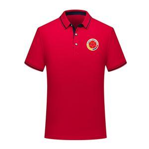Дизайнер Колумбия Футбол Polos футбол Джерси спорт Марка POLO короткого рукав тренировка балахон польос взрослые поло рубашка Вентиляторы тенниска