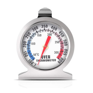 Backofen Thermometer Grill Fry Chef Raucher Überwachung Thermometer Instant-Read-Edelstahl-Küche Kochen Thermometer für Grill Backen DHC45
