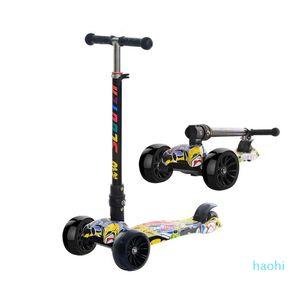 Wholesale-Bikes Scooter regalo per i bambini Fun Esercizio Giocattoli motorino Bambini Calcio