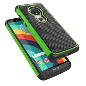 Pour HTC U11 Life Desire 530 626s Ccean Kyocera Hydro Voir C6742 Hybride Absorbant Les Chocs Meilleur Impact Bumper Robuste Defender