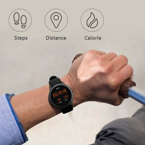 Оригинал Haylou Solar LS05 Смарт часы металла спорта круглый корпус сердечного ритма сна монитор IP68 водонепроницаемый 30 день батареи IOS Android