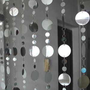 PVC lantejoulas cortinas para o lar itens divisórias de plástico cortina Início Festival de fornecimentos decoração de casamento PVC Cortina Home Decor