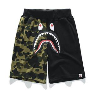 2020 Designer Herren Shorts Sommer Luxus kurze Hosen Camouflage Mens Marke Jogger Hosen Outdoor-Shorts beiläufige Homme Kurze Hose 2020702K