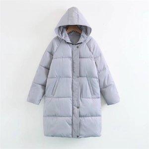 Baqcn Lady Winterjacke Frauen Herbst-Qualitäts-Parka weibliche Winter Thick Daunenjacken Outwear Frauen Warm-Pelz-Kragen Mäntel T191028