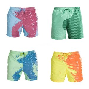 Womail Men'S Swimwear Men'S Summer New Style Fashion Swimming Pants Simple Sports Fitness Shorts Home Beach Trousers#402