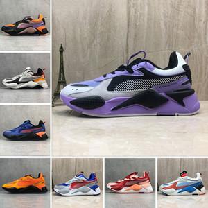 chaussures de zapatos puma rs x 2019 Creepers Haute Qualité RS-X Jouets Reinvention Respirant coloré Chaussures Nouveau Hommes Femmes Running Trainer Casual Sneakers chaud 36-45