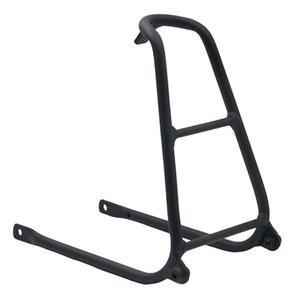 Ultraléger Bike Rack vélo Équipement Support pour Brompton Faire du vélo facile roue Cargo rack Porte-bagage