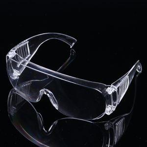 Şeffaf Koruyucu Gözlük Yağmur geçirmez Darbeye Dayanıklı Rüzgar Toz Geçirmez Ride Emniyet Gözlükler Çalışma Koruma Gözlük Göz Cam M.Ö. BH3438