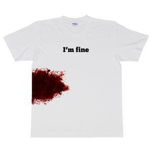 Hillbilly New Mode T-shirts pour homme manches courtes en coton d'été Tee shirts 2018 blanc Je suis bien drôle T-shirts Vêtements homme cadeau Y200104