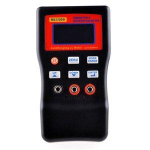 Freeshipping 500 Khz Yüksek Hassasiyetli Dijital Ekran Otomatik Aralığı Endüktans Ve Kapasite Test Cihazı