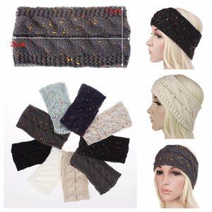Calentador de cabeza Beanie Bonnet sombreros de punto Copa de la moda Niñas mujeres Invierno Cálido Sombrero Sombrero alto Gorros Sombrero Gorros ocasionales 21 colores