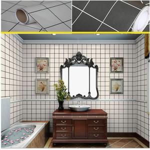 Home Decor PVC Wall Stickers Paper Brick Stone wallpaper Rustic Self-adhesive Home Decor Sticker Room