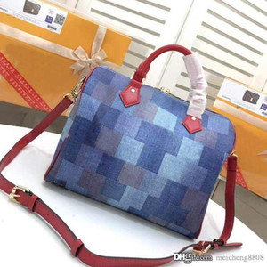 Fashion luxury lady handbag top designer big chessboard high quality smooth zipper two dimensions free shipping NB:40391