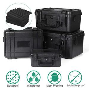 Водонепроницаемый чехол безопасности ABS пластик Ящик для инструментов Открытого Тактические Dry Box Sealed Оборудование безопасности хранение Открытого Инструмент Контейнер