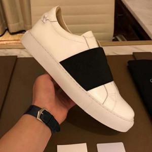 Mejor plataforma banda elástica para mujer para hombre zapatos casuales de cuero cómodo Alpargatas para hombre de los holgazanes de adultos transpirable calzado